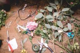 Gärtnerei Blumen Oberlechner - Arbeit