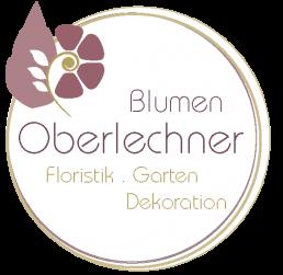 Gärtnerei Blumen Oberlechner - Logo